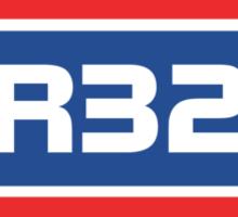 Nissan R32 Skyline Badge Sticker