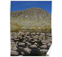 Pavey Ark and Stickle Tarn Poster