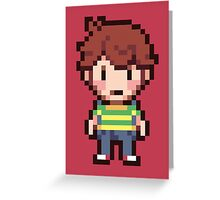 Travis - Mother 4 Greeting Card