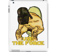 Use the Force iPad Case/Skin
