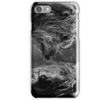 DUO HOUND AYE PHONE iPhone Case/Skin