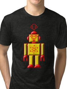 Atomic Robot Tri-blend T-Shirt