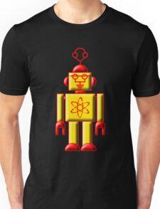Atomic Robot Unisex T-Shirt