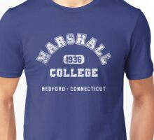 Marshall College 1936 (worn look) Unisex T-Shirt