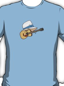 Fedora Crooner T-Shirt