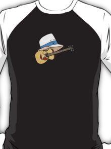 Fedora Crooner T-Shirt