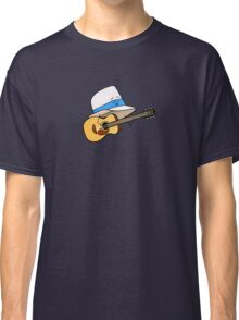 Fedora Crooner Classic T-Shirt