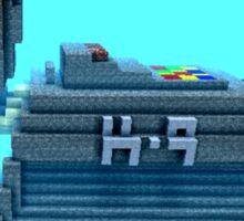 Minecraft K-9 Sticker