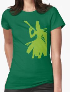 Chie's Persona - The Carnivore Who's Discarded Womanhood Womens Fitted T-Shirt