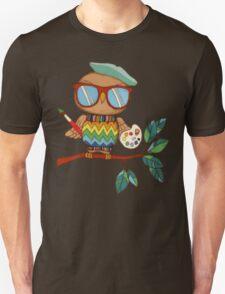 Little Wise Artist Unisex T-Shirt