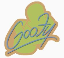 Goofy Symbol & Signature Kids Clothes
