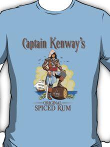 Captain Kenway's original rum T-Shirt