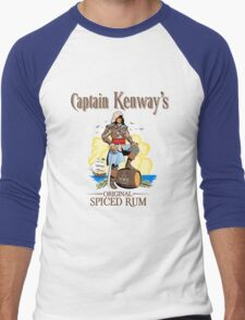 Captain Kenway's original rum Men's Baseball ¾ T-Shirt