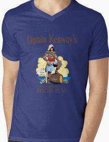 Captain Kenway's original rum Mens V-Neck T-Shirt