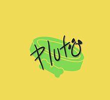Pluto Symbol & Signature by kferreryo