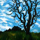 "(113) ""A Tree Along the Trail. (The Appalachian Trail Series)"" by amyglasscockart"