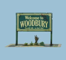 Welcome To Woodbury by inkredible