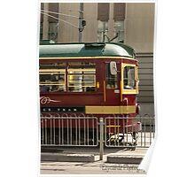 City Circle Tram Poster