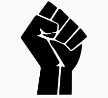 Raised Fist / Black Power Symbol Unisex T-Shirt