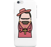 King Arthur and The Black Knight iPhone Case/Skin