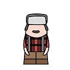 He's a Lumberjack by Pogonotrophist