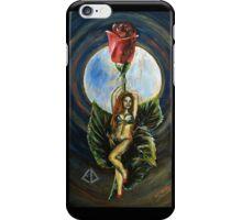Midnight Rose iPhone Case/Skin