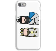 King Arthur and Sir Bedevere iPhone Case/Skin