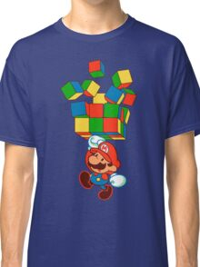Super rubiks bros. Classic T-Shirt