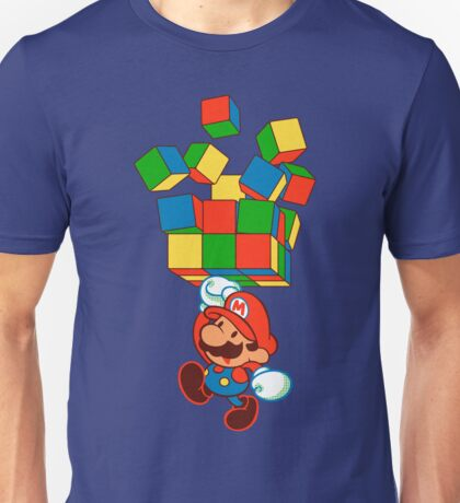 Super rubiks bros. Unisex T-Shirt