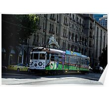Yarra Tram Poster
