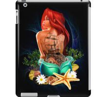 Lady Mermaid - Inked iPad Case/Skin