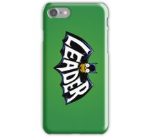 I Love the Leader! iPhone Case/Skin