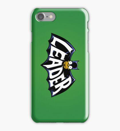 I Love the Leader! iPhone Case/Skin