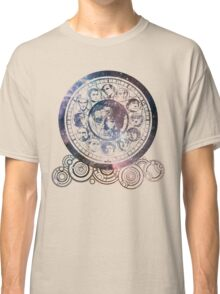 Faces Of Time [Nebula] Classic T-Shirt