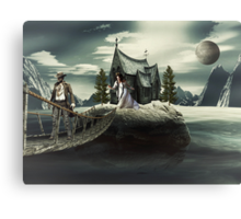 You Only Know When It's Gone... Canvas Print