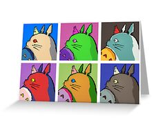 My Neighbor Totoro - Pop Greeting Card