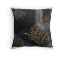Subter supter II 2013 Throw Pillow
