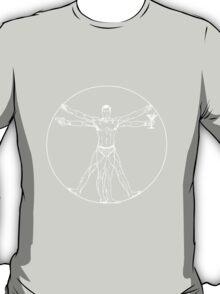 Vitruvian Archer T-Shirt