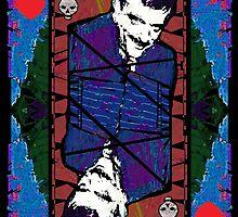 Gomez.The King Of Hearts. by brett66