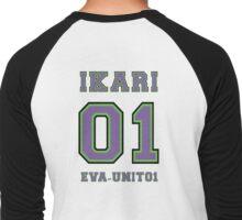UNIT01 Men's Baseball ¾ T-Shirt