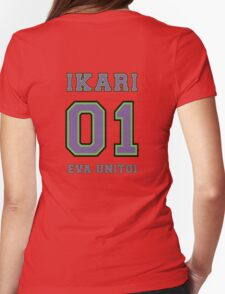 UNIT01 Womens Fitted T-Shirt