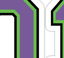UNIT01 Sticker