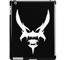 Akumetsu - White iPad Case/Skin