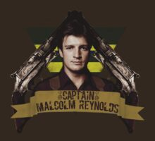 Captain Mal Reynolds by Gwright313