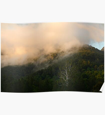 After the Storm - Tweed Valley Poster
