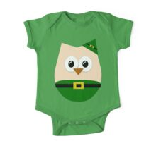 Elf Owl One Piece - Short Sleeve