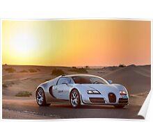 Bugatti Veyron ... Poster
