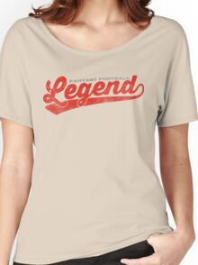 LEGEND Women's Relaxed Fit T-Shirt