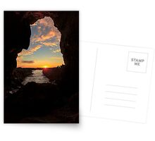 Abalone Cove Postcards