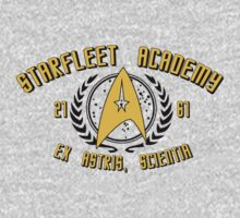 Star Trek - Starfleet Academy - Command by SedatedArtist